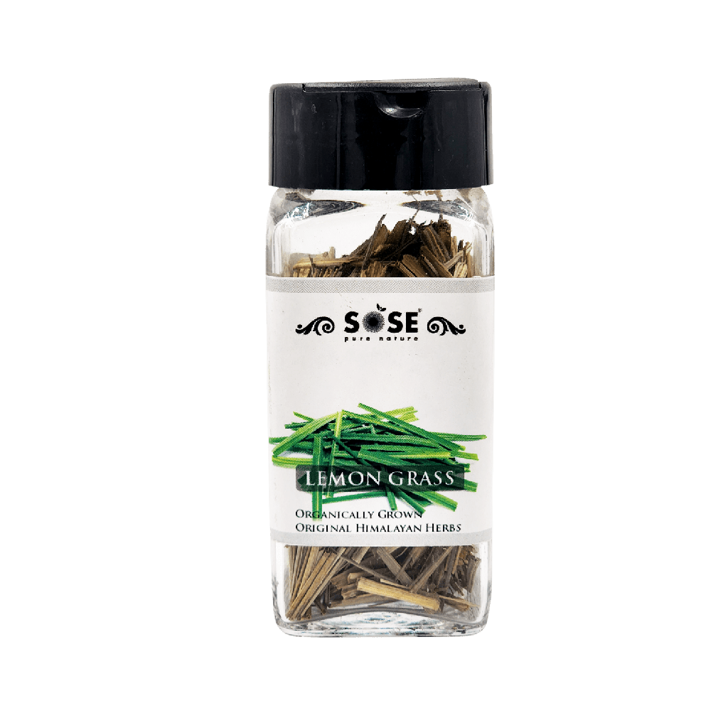 SOSE Organic Lemon Grass 10g