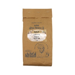 Sidha Kisan Se Natural Kala Namak (Black Salt) Powder 1kg